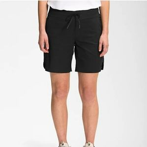 The North Face Black Roll Cuff Convertible Shorts